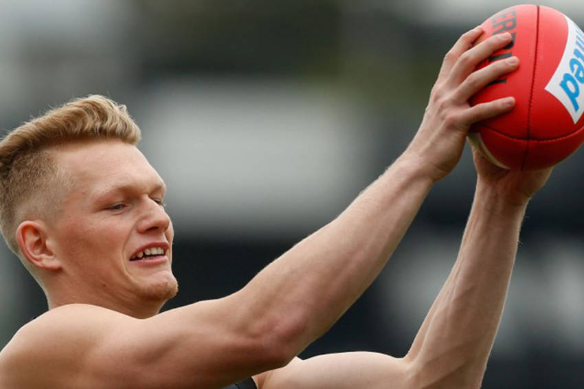 Adam Treloar, VIC