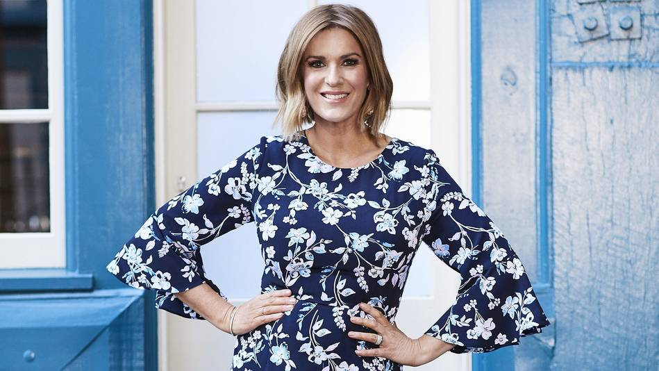 Kylie Gillies, Mum, TV Personality, Co- Host The Morning Show