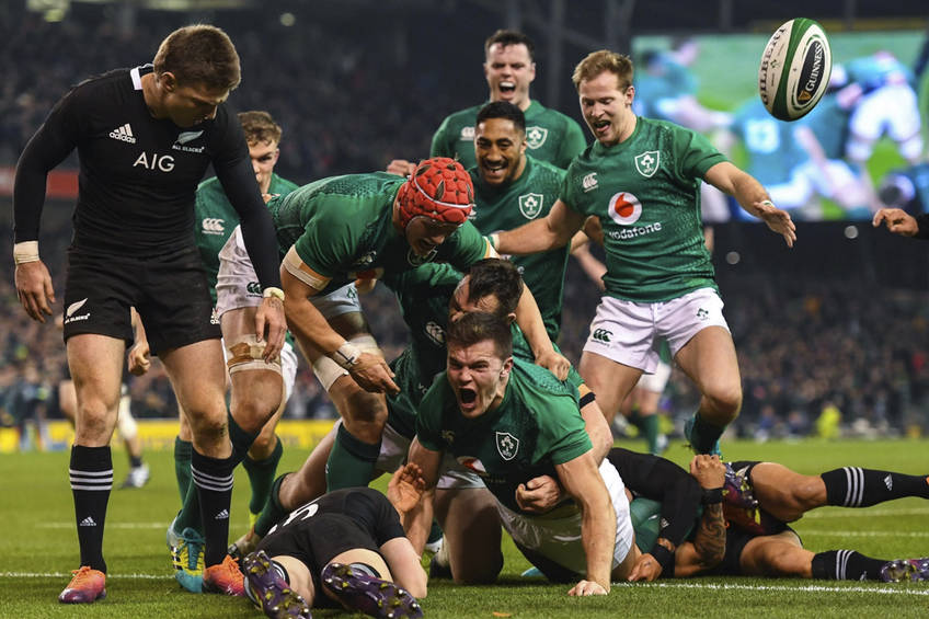 IRELAND RUGBY 2020 MATCHES - ENQUIRE NOW!0