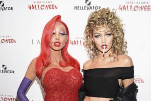 Heidi Klum Halloween Party Experience in NEW YORK1