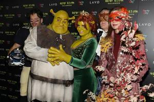 Heidi Klum Halloween Party Experience in NEW YORK2
