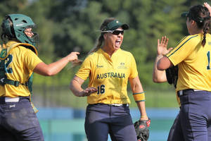 BATTING CLINIC: SOFTBALL AUSTRALIA EXPERIENCE1