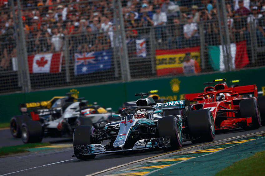 FORMULA 1 AUSTRALIAN GRAND PRIX 2020 EXPERIENCE 3 day package2