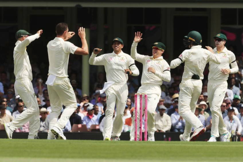 Australia vs. New Zealand New Year's Test Cricket Spinners Club Experience1