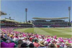 Australia vs. New Zealand New Year's Test Cricket Spinners Club Experience2