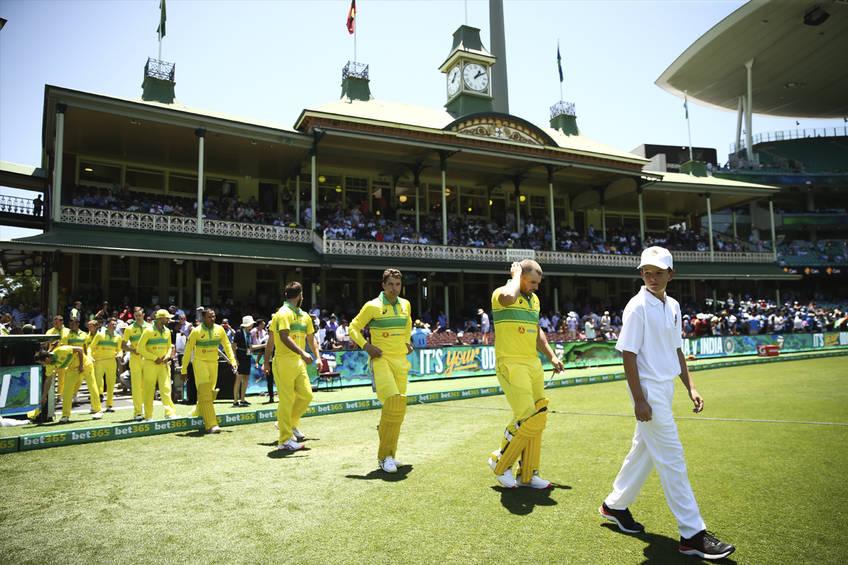 Australia vs. New Zealand Cricket Corporate Box Experience0