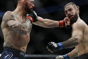 MMA 1 on 1 training session with UFC Fighter Santiago Ponzinibbio in Miami2