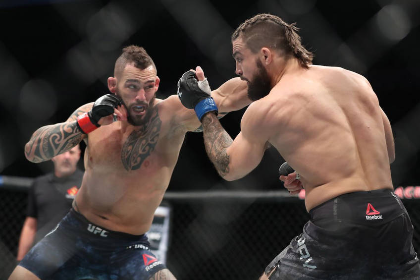 MMA 1 on 1 training session with UFC Fighter Santiago Ponzinibbio in Miami1