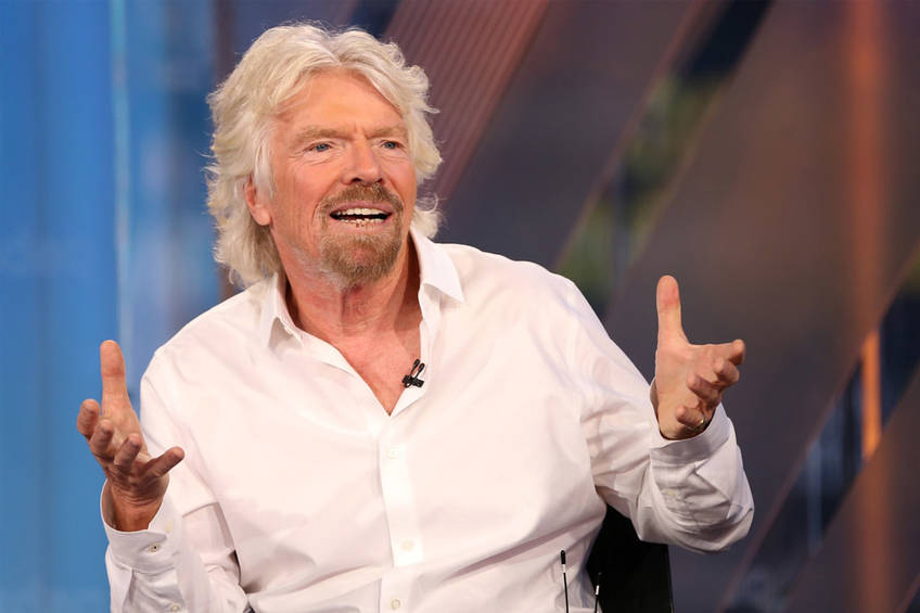 Meet & Greet experience with Sir Richard Branson1