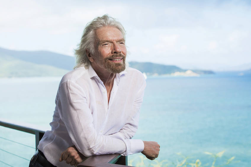 Meet & Greet experience with Sir Richard Branson2