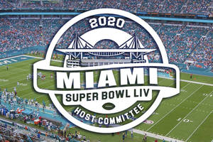 Experience Super Bowl LIV in Miami in FEB 20202
