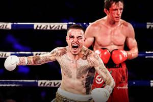 George Kambosos Jr Boxing experience1
