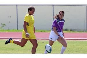 Wallaroos and NSW Waratahs Player Arabella McKenzie Rugby Training Experience1
