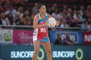 Sydney Giants Player Claire O'Brien Netball Training Experience0