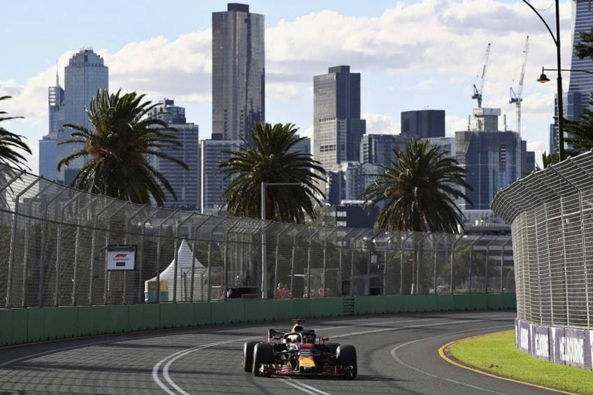 FORMULA 1 AUSTRALIAN GRAND PRIX 2020 EXPERIENCE Saturday0