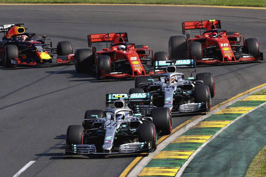 FORMULA 1 AUSTRALIAN GRAND PRIX 2020 EXPERIENCE Saturday and Sunday0