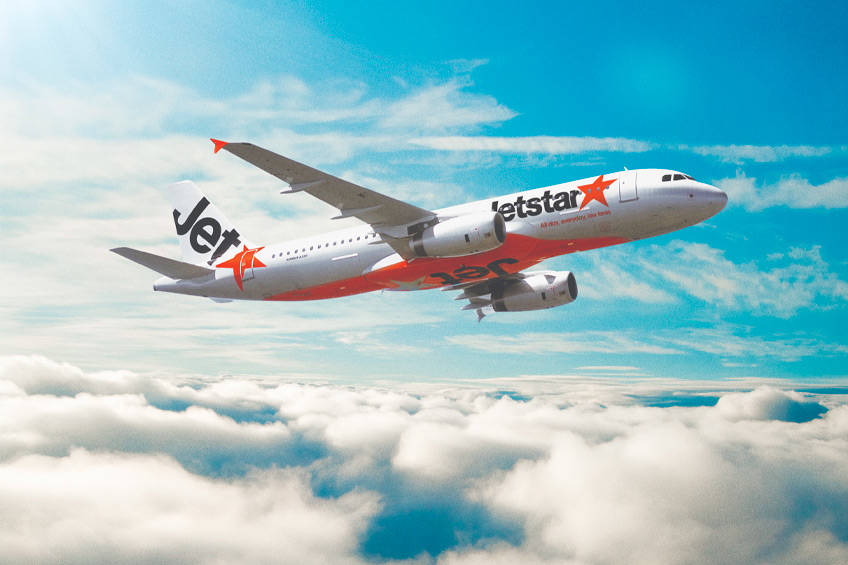 Great deals on selected Jetstar routes - TEST0