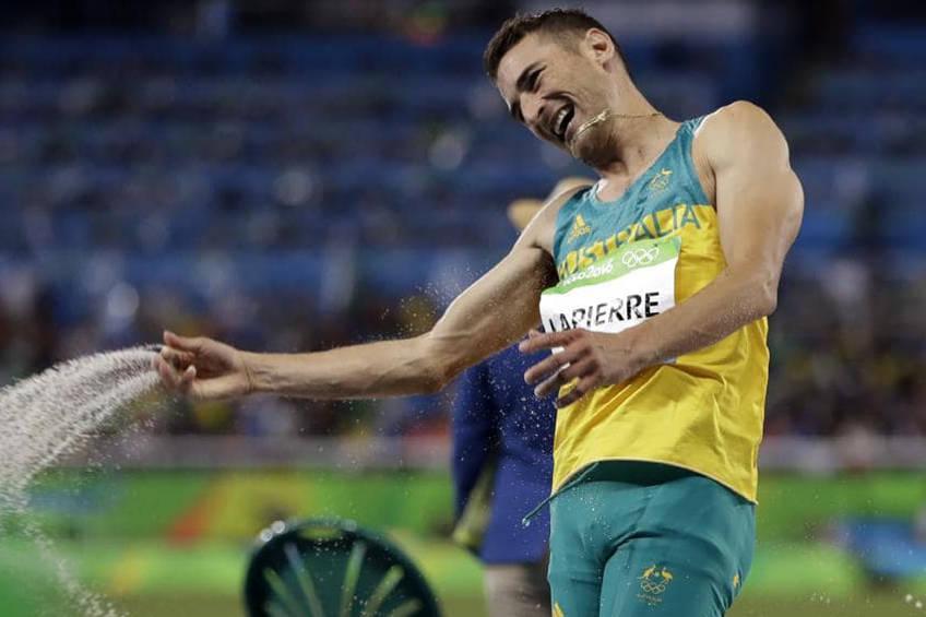 World Champion Fabrice Lapierre Long Jumping Experience2