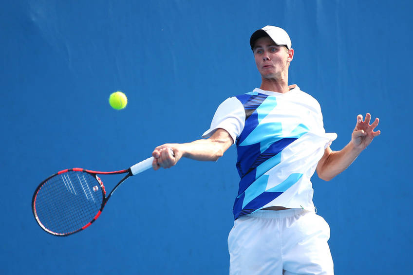 ATP Doubles Player Blake Ellis Tennis Experience0