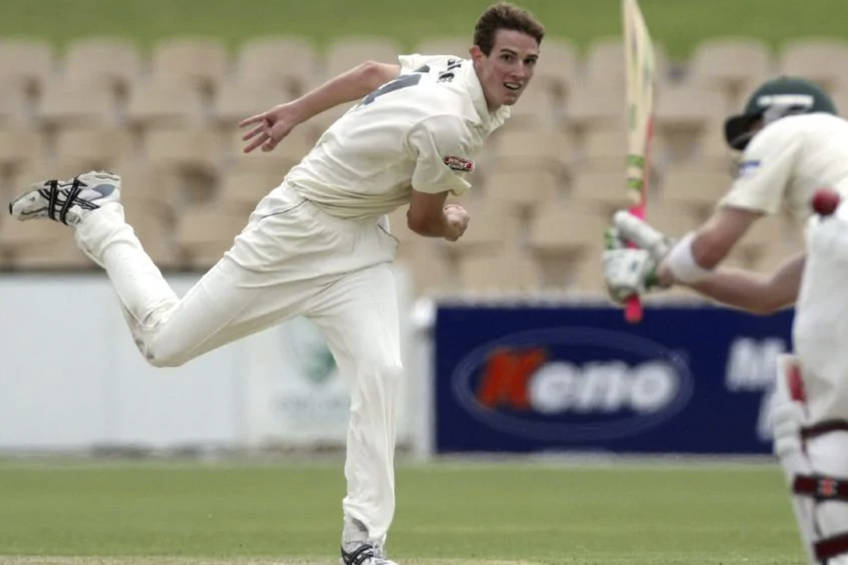 Cricket Star Peter George Experience2