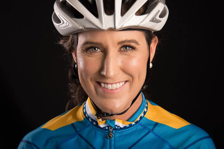 CYCLING session with SARA CARRIGAN to help bushfire devastation0