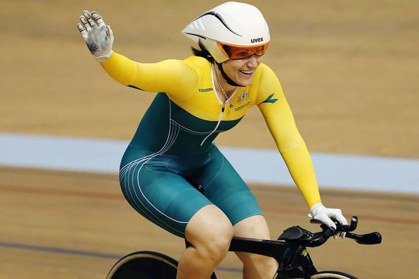 Anna Meares INSPIRATIONAL KEYNOTE PRESENTATION to help with bushfire devastation0