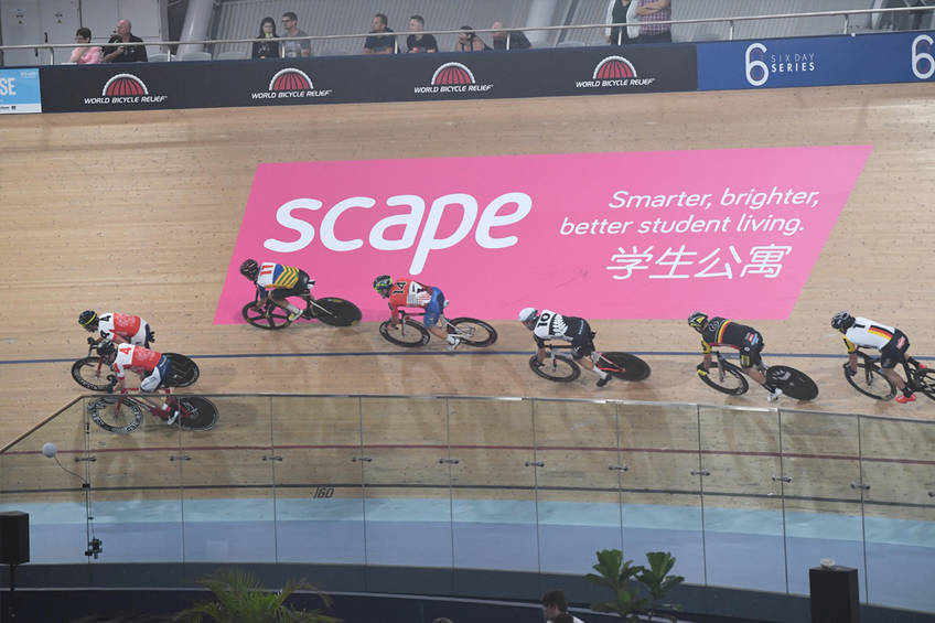 Six Day Series Final Brisbane Experience1