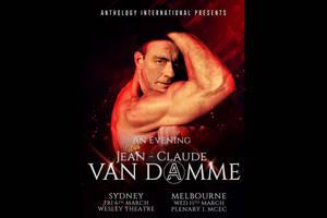 Jean-Claude Van Damme Gold Experience2