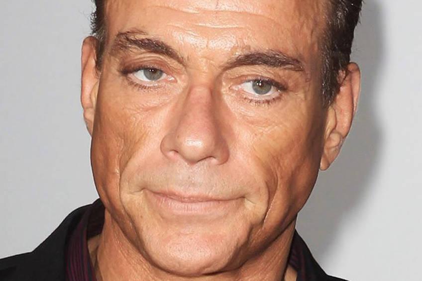 Jean-Claude Van Damme Gold Experience0
