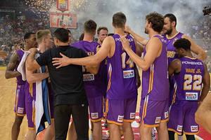 Sydney Kings Floor Seats Grand Finals2