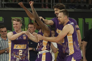 Sydney Kings Corporate Box Grand Finals0