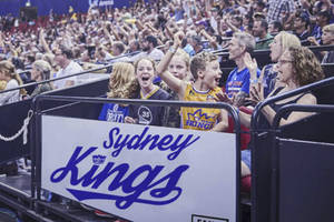 Sydney Kings Corporate Box Grand Finals2