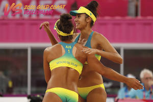 VolleySlam Beach Volleyball 2020 Queensland Experience0