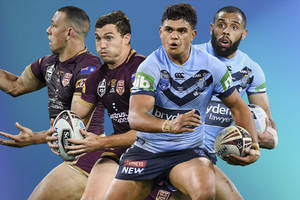 State of Origin Game 1 The complete Adelaide Experience with NRL Travel0