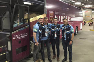 State of Origin Game 3 The Complete Brisbane Experience with NRL Travel2