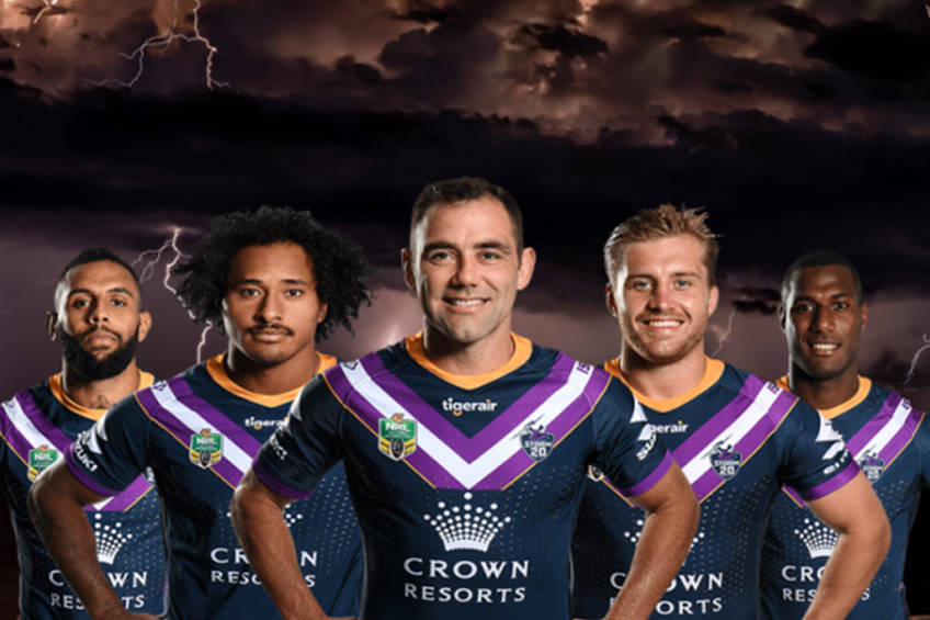 VIP GAME DAY MELBOURNE STORM EXPERIENCE0