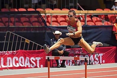 Elite Athlete Elana Withnall Training Experience