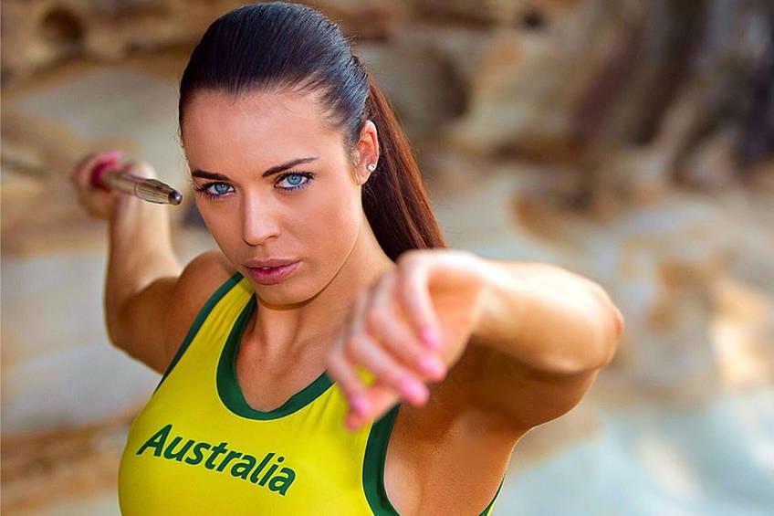 Elite Athlete Elana Withnall Training Experience1