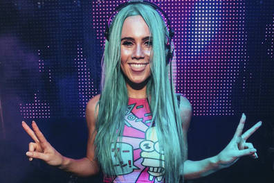 DJ Lessons with Tigerlily