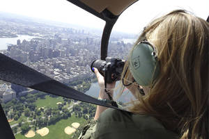 Private New York City Open-Door Helicopter Flight from Westchester0