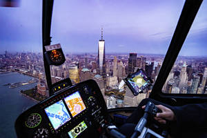 Private New York City Helicopter Tour for Couples from Westchester1