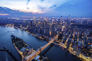 Private New York City Helicopter Tour for Couples from Westchester2