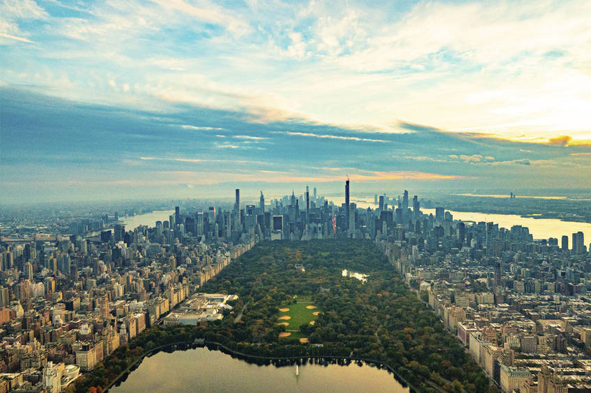Private New York City Helicopter Sightseeing Experience with Champagne Toast1