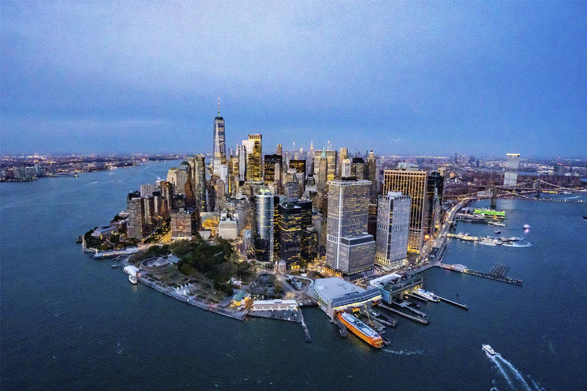 Private New York City Helicopter Sightseeing Experience with Champagne Toast2