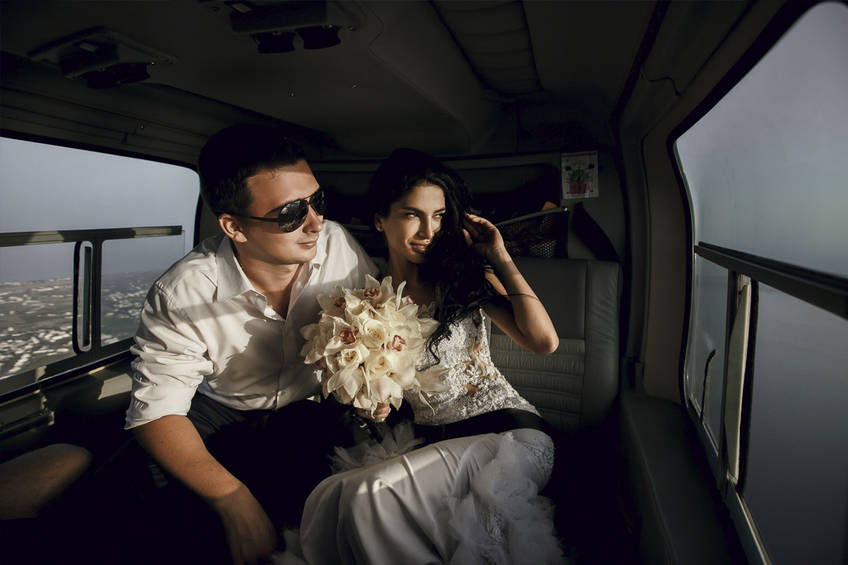 Couple's Private NYC Helicopter Sightseeing Experience with Champagne Toast2