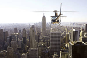 New York Helicopter Airport Transfer with Scenic Tour1