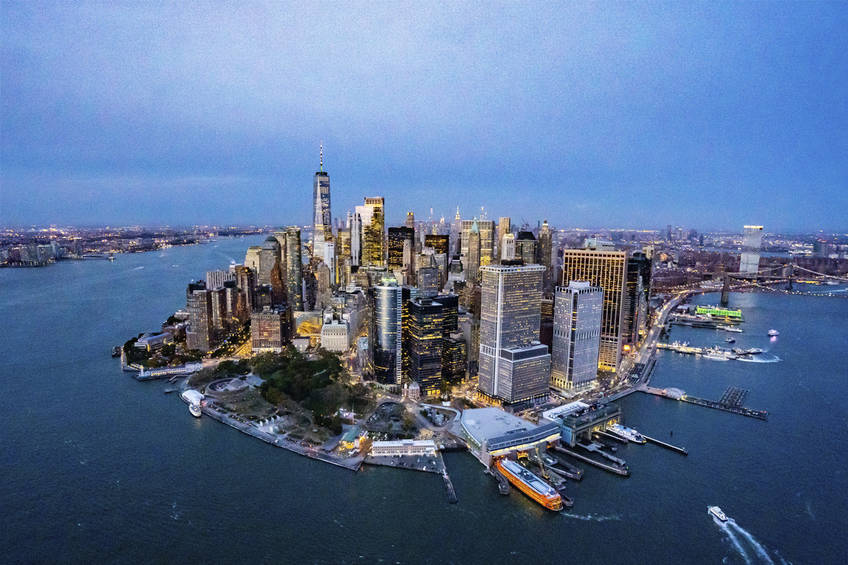 New York Helicopter Airport Transfer with Scenic Tour2