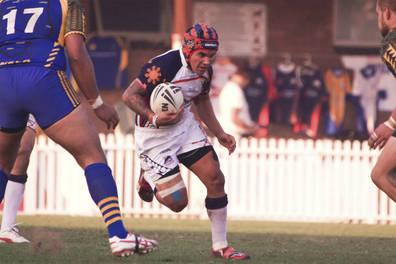 Luke Srama Rugby Training Experience