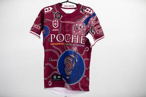 12 - Curtis Sironen Indigenous Jersey 20201