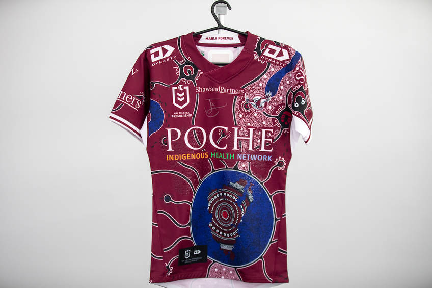 main11 - Joel Thompson Indigenous Jersey 20201